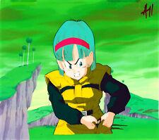Dragon Ball Z Original Cel Animation - Bulma - Namek Saga - Episode 41