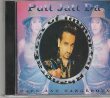 Putt jatt da - dark & dangerous  [ Cd ] Jazzy b, Romey Gill,manak, babu Mann