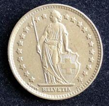 Schweiz 🇨🇭 1 Franken 1960 B .835 5 g KM#24