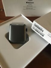 NEW Apple Watch Series 2 A1758 42mm Black Stainless Steel Case Sapphire Crystal