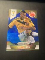2014 Prizm World Cup FREDY GUARIN Blue Prizm /199 *COLOMBIA
