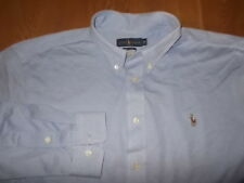 Polo Ralph Lauren Oxford Knit Shirt  Big!!!!