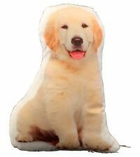 Labrador Puppy Dog Shaped Photo Decorative Accent Throw Pillow