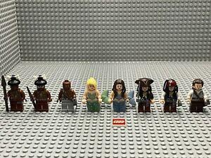 LEGO® Fluch der Karibik Figur Pirates of the Caribbean Jack Sparrow 4182 4194