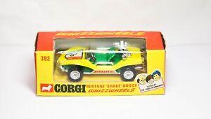 Corgi 392 Bertone Shake Buggy In Its Original Box - Near Mint Vintage Original