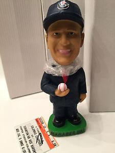George Bush Bobble Head Bobblehead Columbus Clippers MANAGER USA AGP SGA