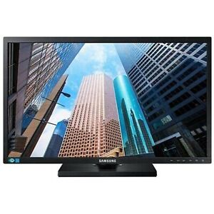 Samsung LS24E45KMS/EN -Monitor very good condition