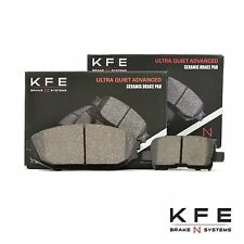 Premium Ceramic Disc Brake Pad FRONT REAR For Honda Odyssey Acura MDX KFE793-865