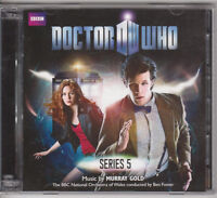 Doctor Who: The Music. Series Five (5). % to charity event!