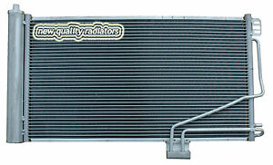 Air Conditioning Condenser fits Mercedes C Class W203 2000-2007
