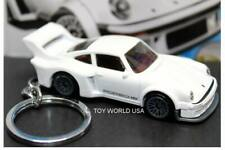 Ebay Motors Moderate Price New 3d Porsche 934.5 Custom Keychain Keyring Key White Racing Finish Bling!! Apparel & Merchandise