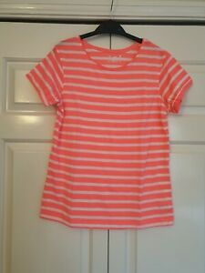 BNWT smiley face t-shirt top.8-9,9-10,10-11,11-12 or 12-13yrs.REDUCED TO CLEAR