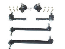 VAUXHALL ASTRA H MK5 05-10 FRONT 2 BALL JOINTS +2 LINKS + 2 OUTER TRACK ROD ENDS