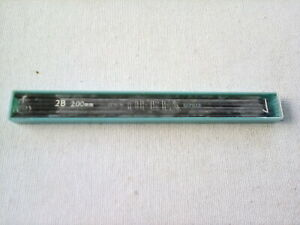 Ofrex Pencil Leads - 2B - 2 mm - Refill set of 12