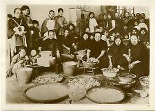 """""""CONFLIT SINO-JAPONAIS (HONG KONG 1932)"""" Photo originale G.DEVRED (Agce ROL)"""