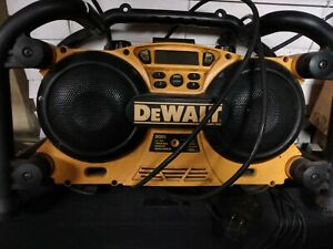 DeWalt DC011 Worksite Radio/Charger ***USED***