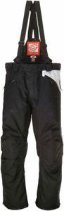 Arctiva Women's 2020 LAT48 Insulated Waterproof Bibs/Pants (Black/White)