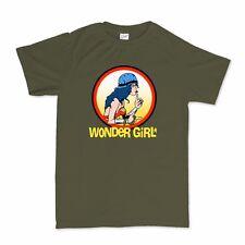 Tank Wonder Girl Woman Mashup T shirt