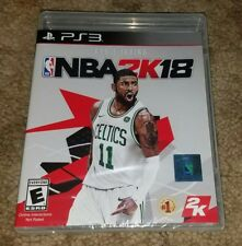 NBA 2K18 Basketball *Brand New* PS3 (Sony Playstation 3, 2017)