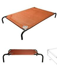 Extra Large Dog Bed Durable Steel Frame Elevated Outdoor Raised Pet Cot Indoor