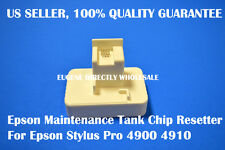 Epson Maintenance Tank Chip Resetter, Stylus Pro 4900, 4910 New Design