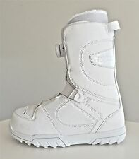 Thirty Two Snowboard Boots Women's White Size 10 New In Box (26) 32