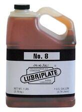 Lubriplate Product No 8, Industrial Bearing Gear Oil, L0014-007, CTN 4/7 LB JUGS