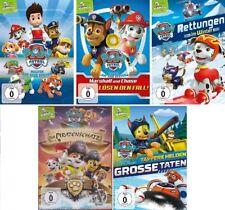 5 DVDs * PAW PATROL - VOLUME 1 + 2 + 3 + 4 + 5 (TOGGOLINO) IM SET # NEU OVP +