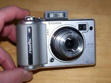 Fujifilm Finepix E Series E500 4.1MP Digital Camera - Silver