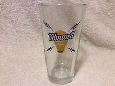 New listing New Kilowatt Pint Beer Glass San Diego not ready Bx