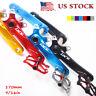104BCD 170mm Crankset 9/16in MTB Bike Chainring Crank 3 Bearings Pedals Aluminum