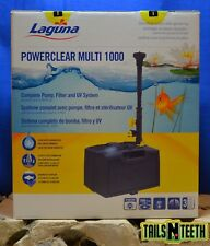 Laguna PowerClear Multi 1000 - Complete Pump, Filter, UV System - PT1817