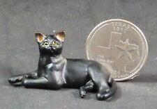 Miniature Siamese Cat Falcon 1//12th Scale #A66SB