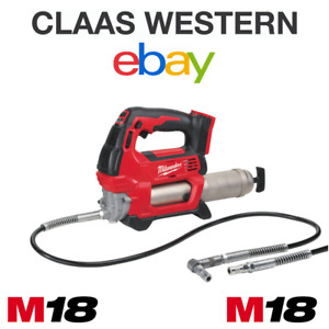 Milwaukee M18 GG-0 Grease Gun . Naked . Body Only  (4933440493)