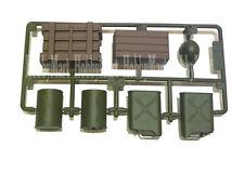 HENG LONG 3898-07-D Sherman M4A3 Accessory Tank Surface Part 1/16 3898-1 RC Tank