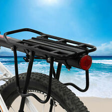 MTB Road Bicycle Bike Alloy Rear Rack Carry Carrier Seatpost Mount Quick Release