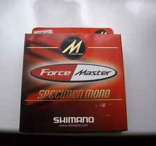 SHIMANO Force Master Specimen Mono