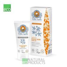 Agafia White Organic Vegan Facial Night Cream 50+ 50ml