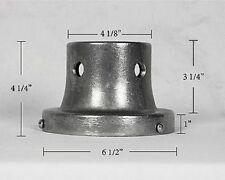 Fry Visible Gas Pump Ten Gallon Four Hole Globe Cup
