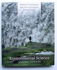 Environmental Science: A Global Concern, 8th Edition, 2005