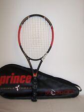 "Prince Triple Threat Hornet Oversize 110 sq. in. Tennis Racquet 4 5/8"" No 5 Grip"
