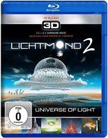 LICHTMOND - UNIVERSE OF LIGHT (BLU-RAY 3D)   BLU-RAY NEU