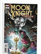 MOON KNIGHT ANNUAL #1 ACTS OF EVIL (2019) NM  nw08