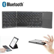 Mini business touchpad wireless Bluetooth keypad for tablet mobile computer