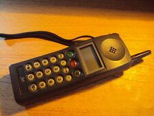 Vintage NEC P100 Jet MP5B2B6-1A teléfono móvil análogo de ladrillo sin probar
