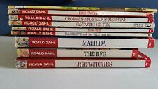 Roald Dahl  Children's Book Lot  of 9, PB