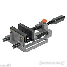 Heavy Duty 100mm Jaw Quick Release Pillar Drill Bench Press Milling Vice Clamp