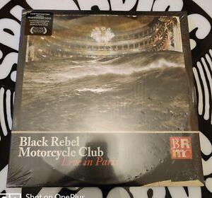 Black Rebel Motorcycle Club - Live In Paris (3 X LP & DVD New & Sealed)