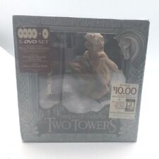 The Lord of the Rings: The Two Towers Collectors Edition Dvd - Brand New