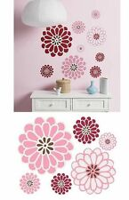 Waverly Daisy Peel & Stick Mural Appliques 13357